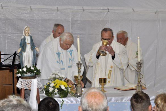 Svěcení kaple – Filipov 2014
