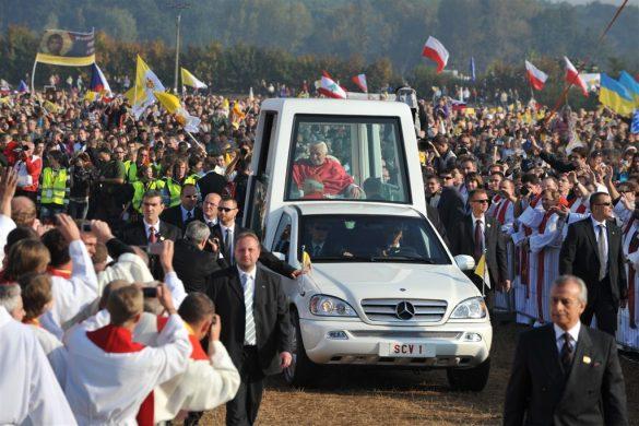 Benedikt XVI. v ČR