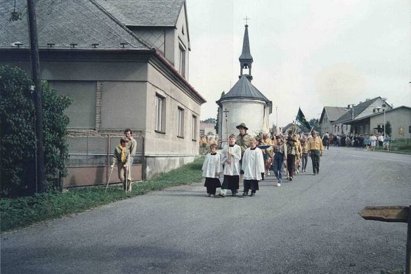 600 let obce Jeníkov