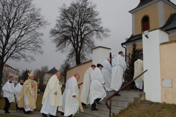 Posvědcení kostela – výročí 250 let